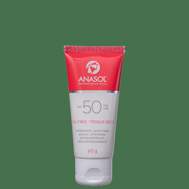 Anasol FPS 50 - Protetor Solar Facial 60g