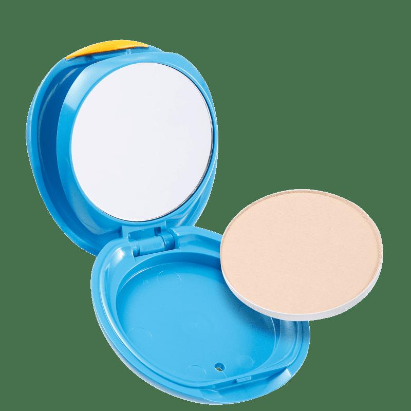 Kit Shiseido Sun Care UV Protective Light Ivory (2 Produtos)