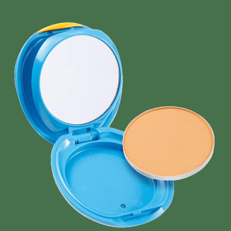 Kit Shiseido Sun Care UV Protective Light Ochre (2 Produtos)