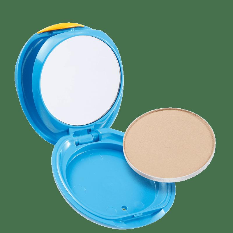 Kit Shiseido Sun Care UV Protective Medium Ochre (2 Produtos)