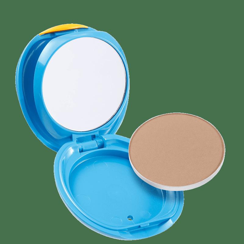Kit Shiseido Sun Care UV Protective Dark Beige (2 Produtos)