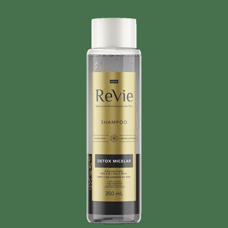 Shampoo Revie Detox Micelar 350ml