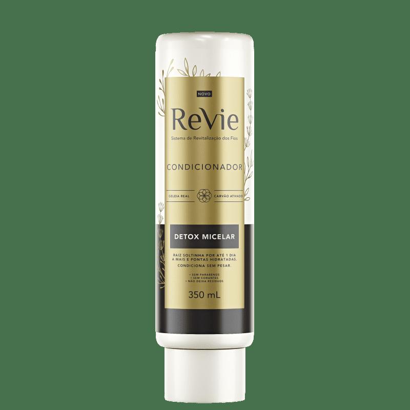 Revie Detox Micelar - Condicionador 350ml