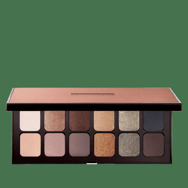 Parisian Nudes Eye Shadow Palette - Paleta de Sombras
