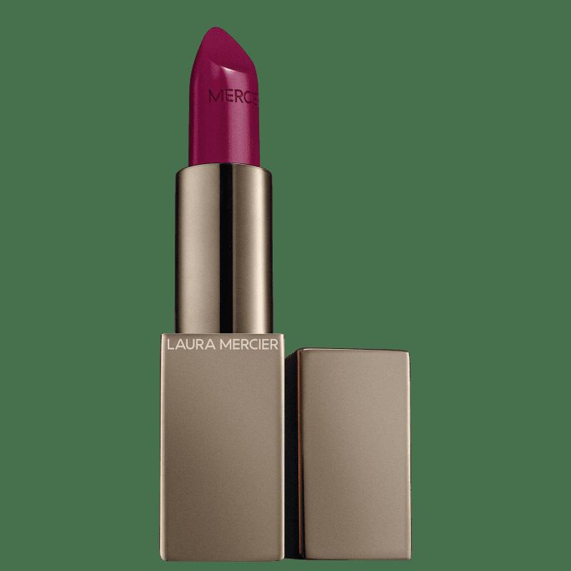 Laura Mercier Rouge Essentiel Silky Crème Lipstick Plum Sublime - Batom 3,5g