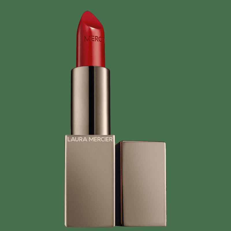 Rouge Essentiel Silky Crème Lipstick Rouge Ultime - Batom 3,5g