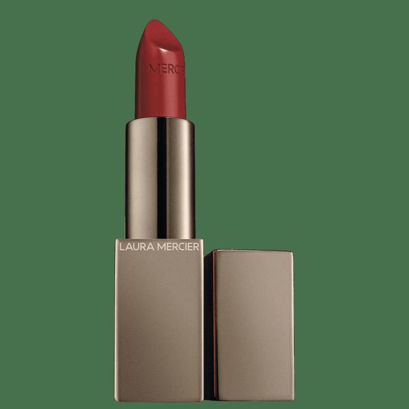 Rouge Essentiel Silky Crème Lipstick Rouge Profond - Batom 3,5g