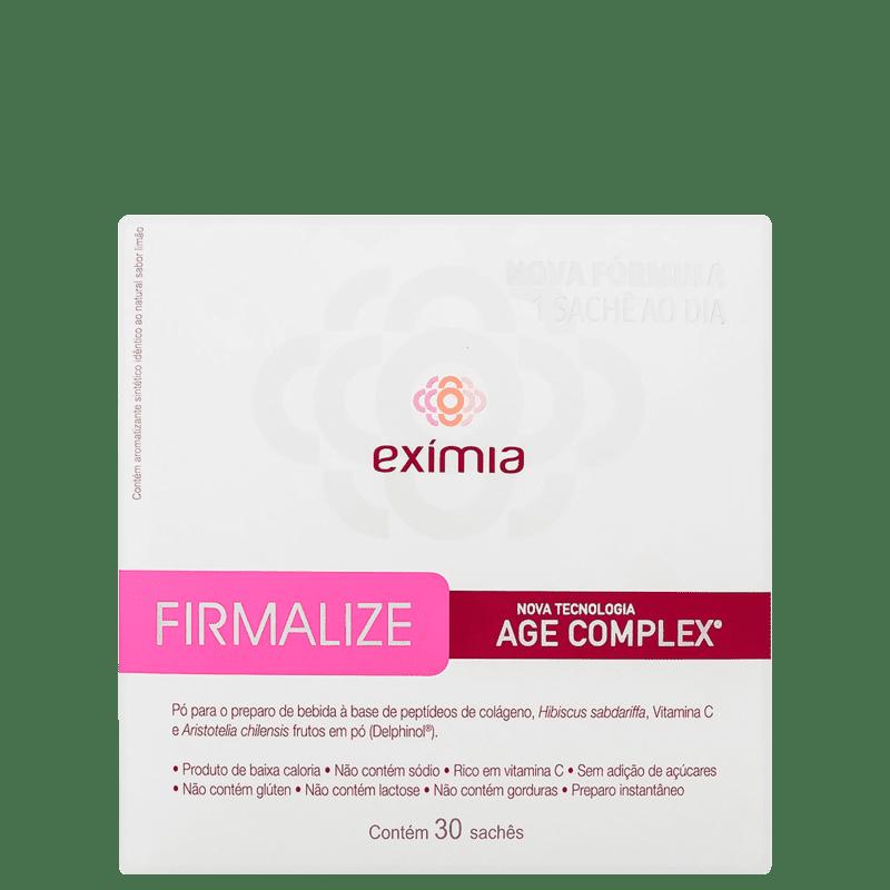Melora Exímia Firmalize Age Complex - Suplemento Vitamínico (30 Sachês x 13g)