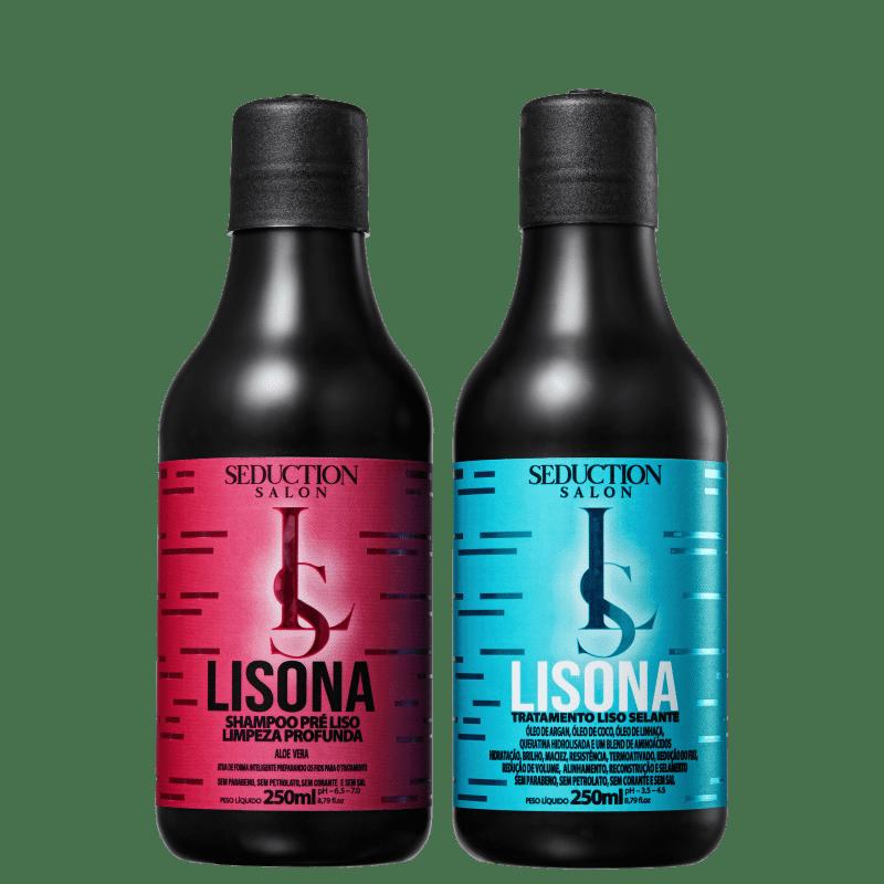 Kit Eico Seduction Lisona Duplo (2 Produtos)