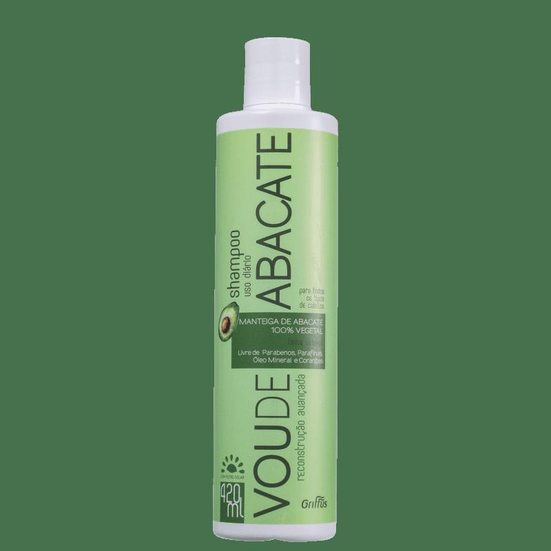 Griffus Vou de Abacate - Shampoo 420ml