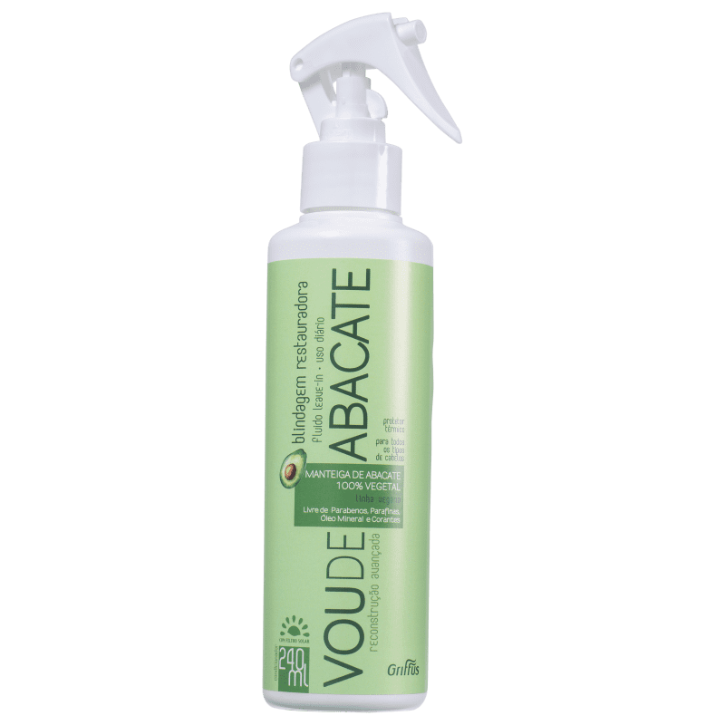 Griffus Vou de Abacate - Leave-in 240ml