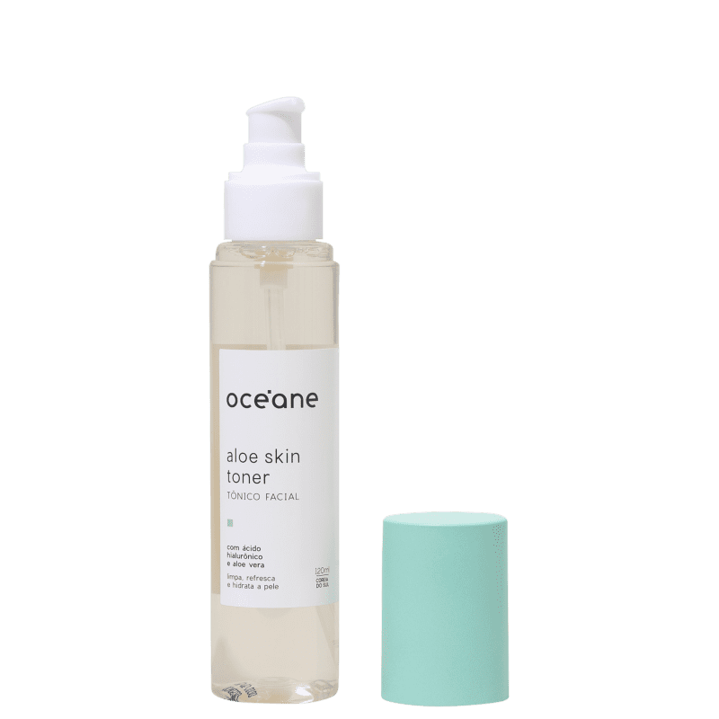Océane Aloe Skin Toner - Tônico Facial 120ml