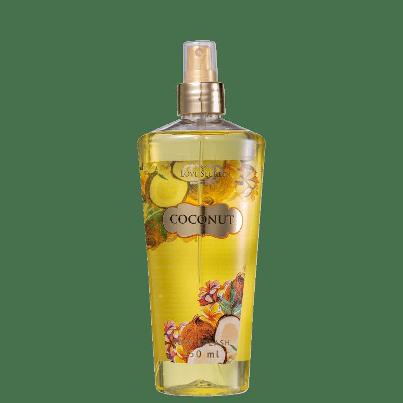 Love Secret Coconut - Body Spray Feminino 250ml