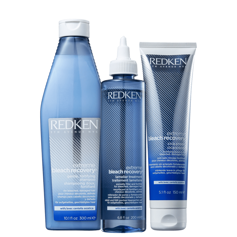 Kit Redken Extreme Bleach Recovery Trio