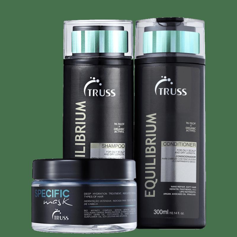 Kit Truss Equilibrium Specific (3 Produtos)