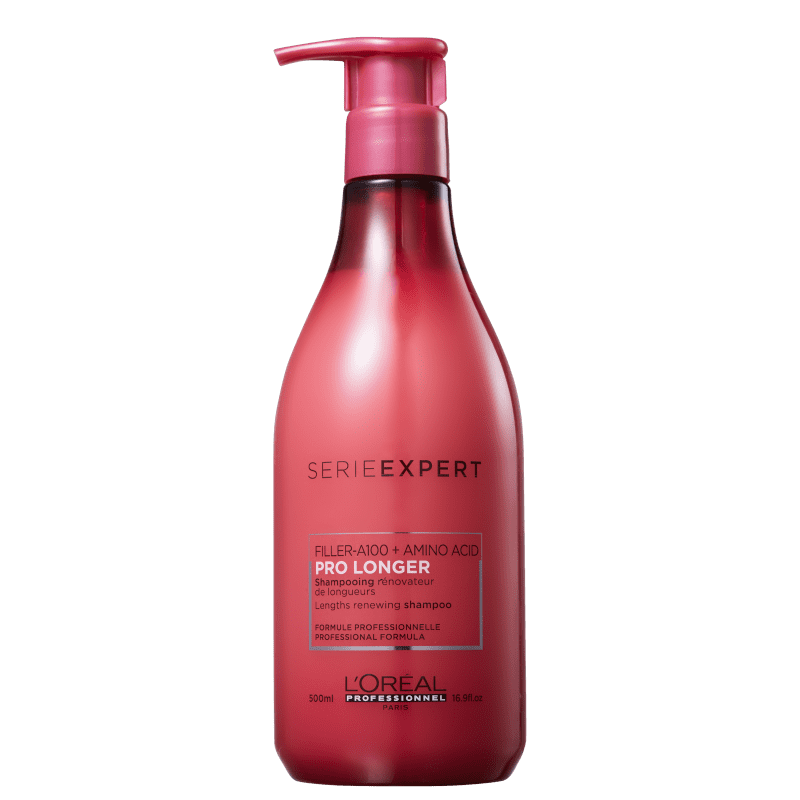 Shampoo L'Oréal Pro Longer 500ml