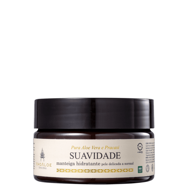 Ahoaloe Suavidade - Manteiga Hidratante Corporal 250ml
