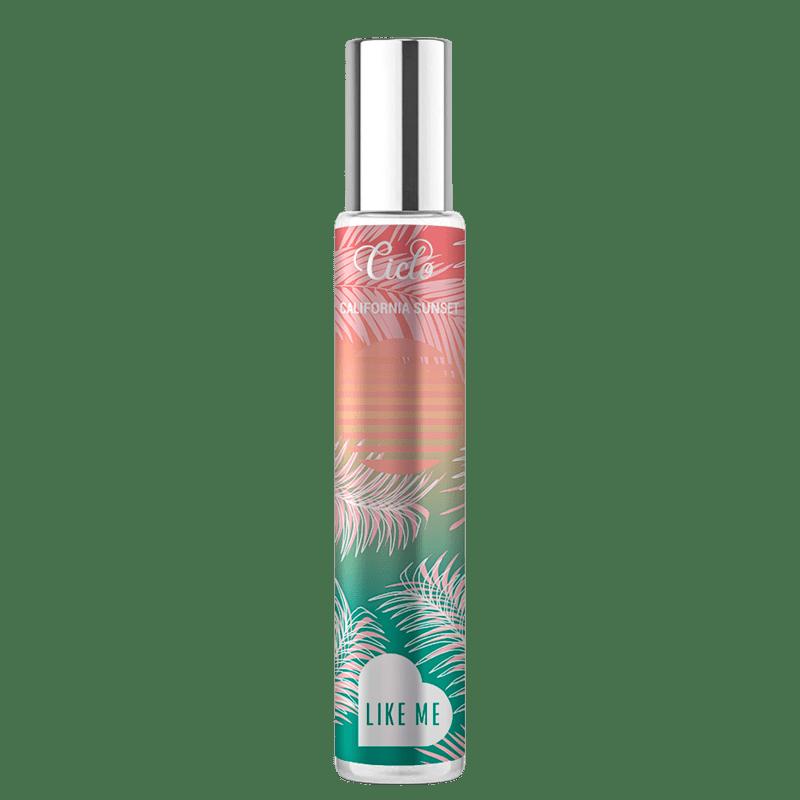 California Sunset Like Me Ciclo Cosméticos Deo Colônia - Perfume Feminino 30ml
