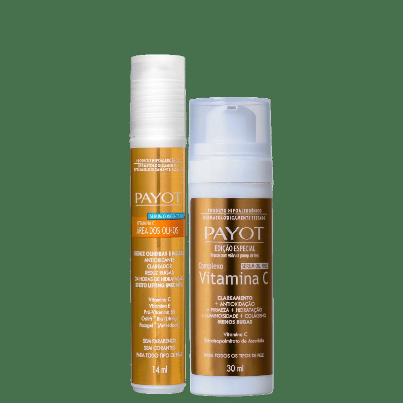 Kit Payot Vitamina C Intense (2 Produtos)