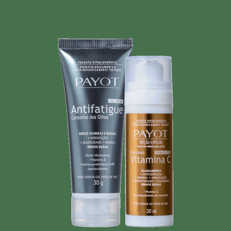 Kit Payot Vitamina C + Antifatigue (2 Produtos)
