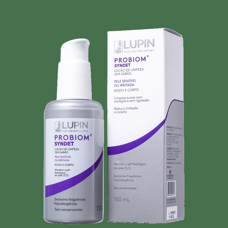 Loção de Limpeza Lupin Probiom Syndet 150ml