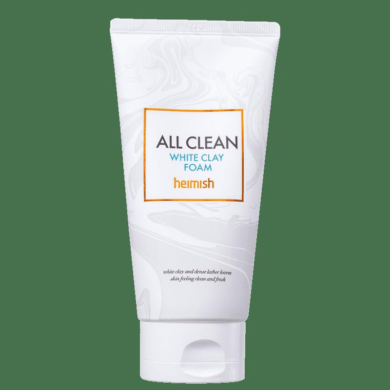 Heimish All Clean White Clay - Creme de Limpeza Facial 150g
