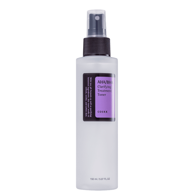 Cosrx AHA/BHA Clarifying Treatment - Tônico Facial 150ml