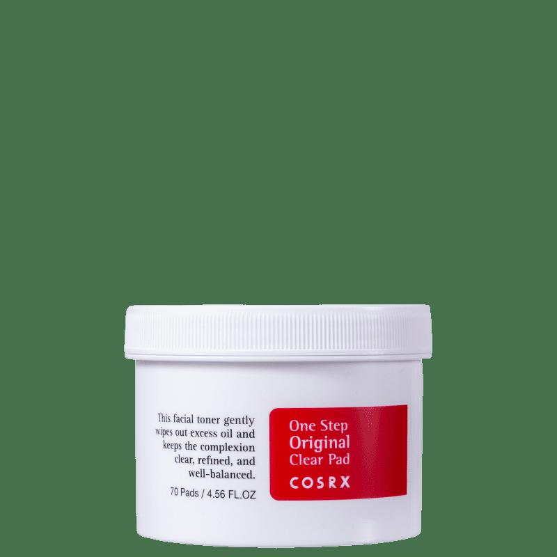Cosrx One Step Original Clear Pad - Lenço de Limpeza Facial (70 Unidades)