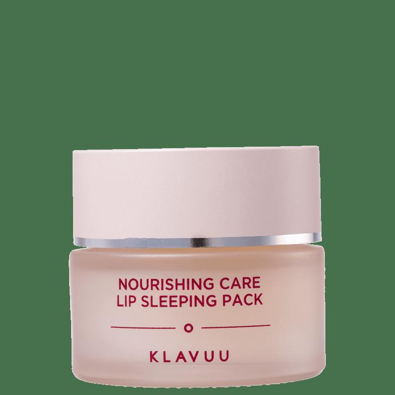 Klavuu Nourishing Care Lip Sleeping Pack - Hidratante Labial Noturno 20g