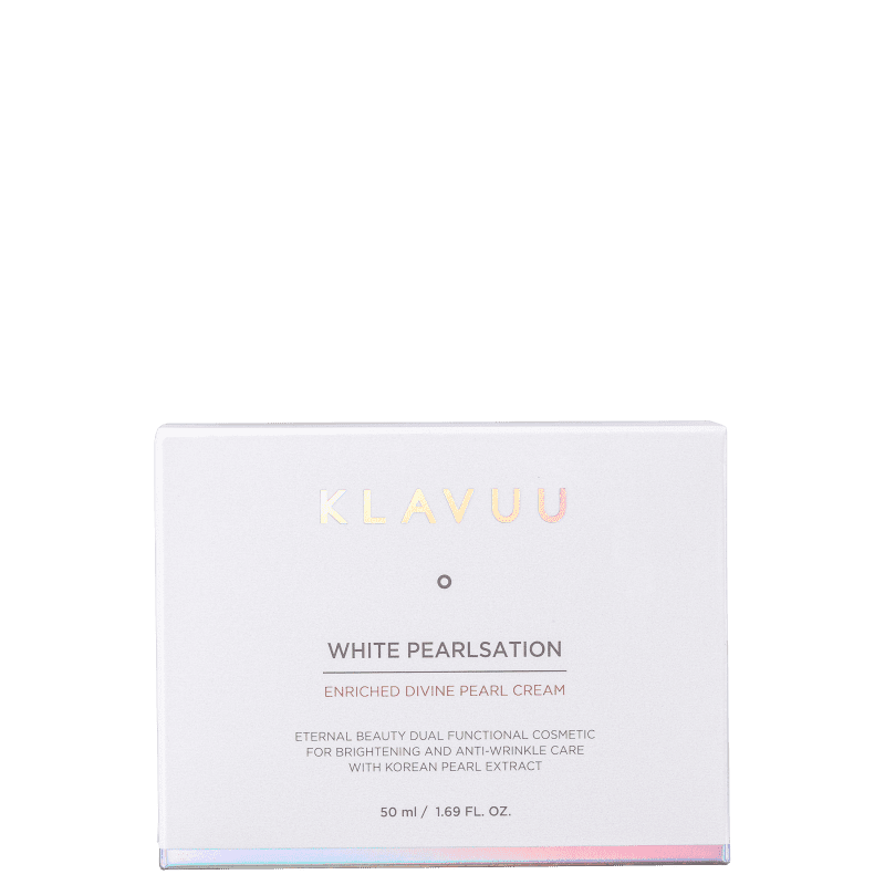 Klavuu White Pearlsation Enriched Divine Pearl - Creme Anti-idade 50ml