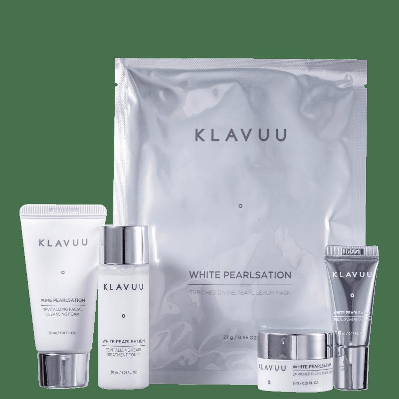 Kit Klavuu All-in-One Travel (5 Produtos)