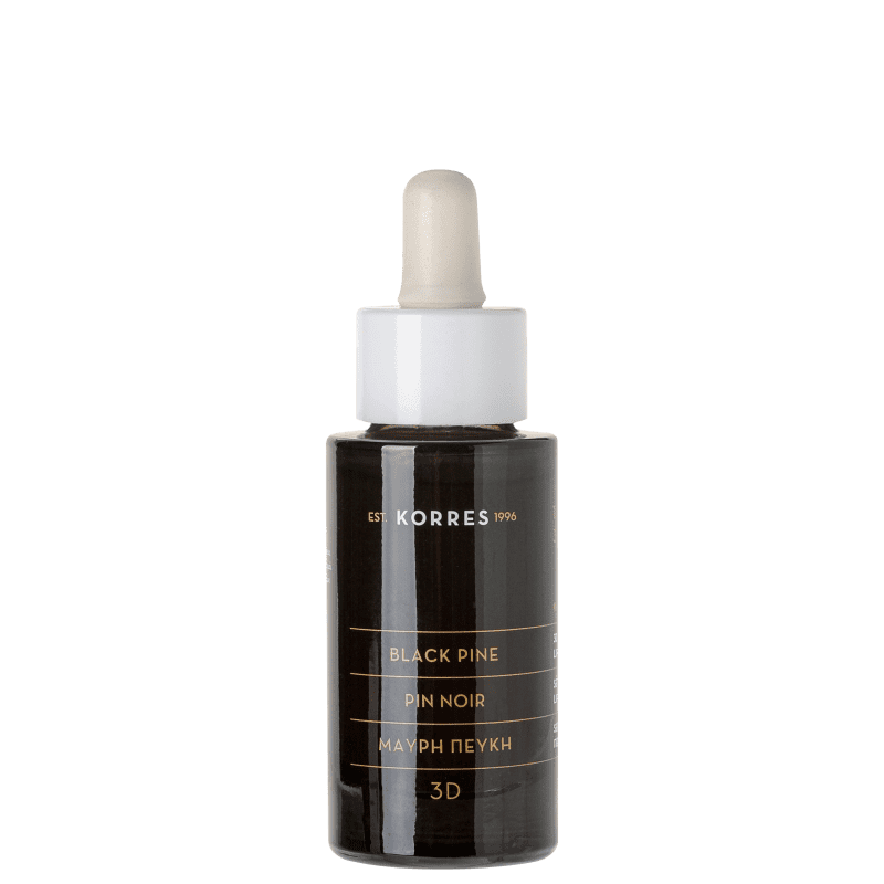 Korres Black Pine Sérum Firmador + Efeito Lifting – 30ml