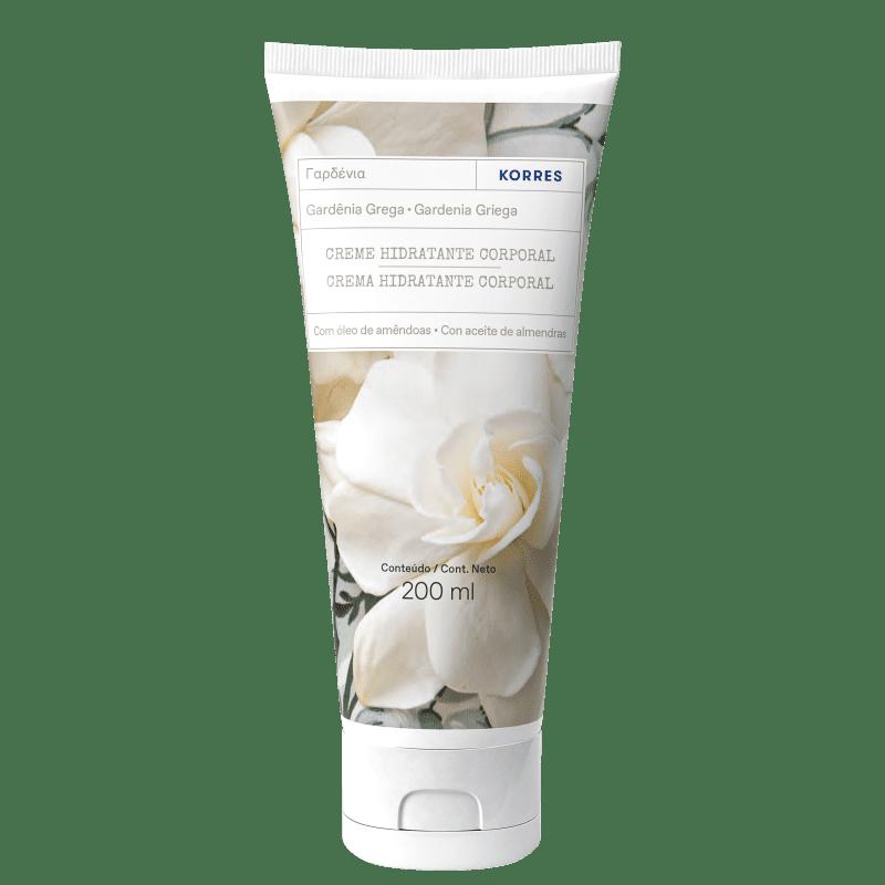 Korres Gardênia Grega Creme Desodorante Hidratante Corporal - 200ml