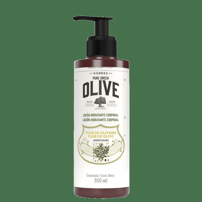 Korres Flor de Oliveira Creme Desodorante Hidratante Corporal - 350ml