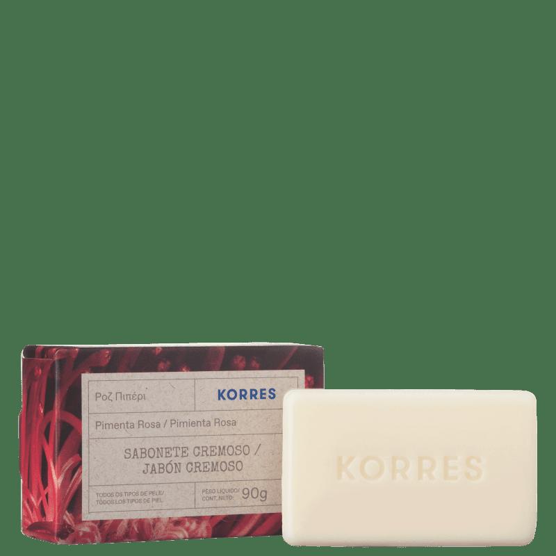 Korres Pimenta Rosa - Sabonete 90g
