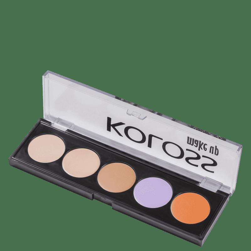 Koloss Camuflagem 02 Impecável - Paleta de Corretivo