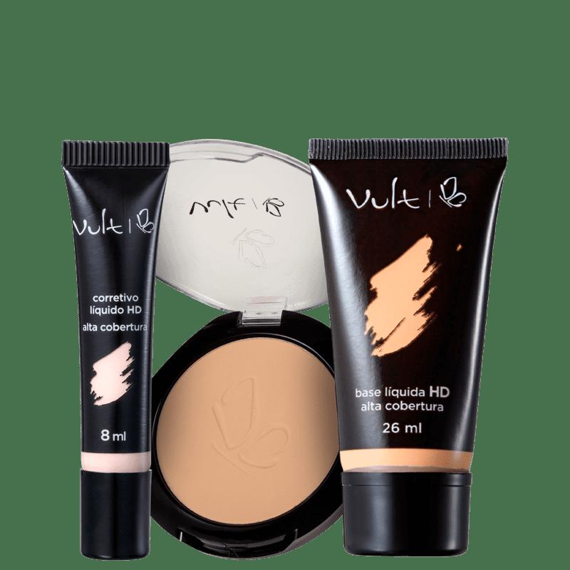 Kit Vult Acabamento Perfeito 1 (3 Produtos)
