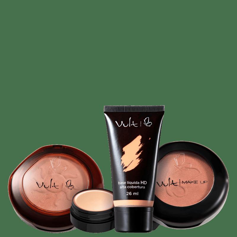 Kit Vult Make Encantadora (4 Produtos)
