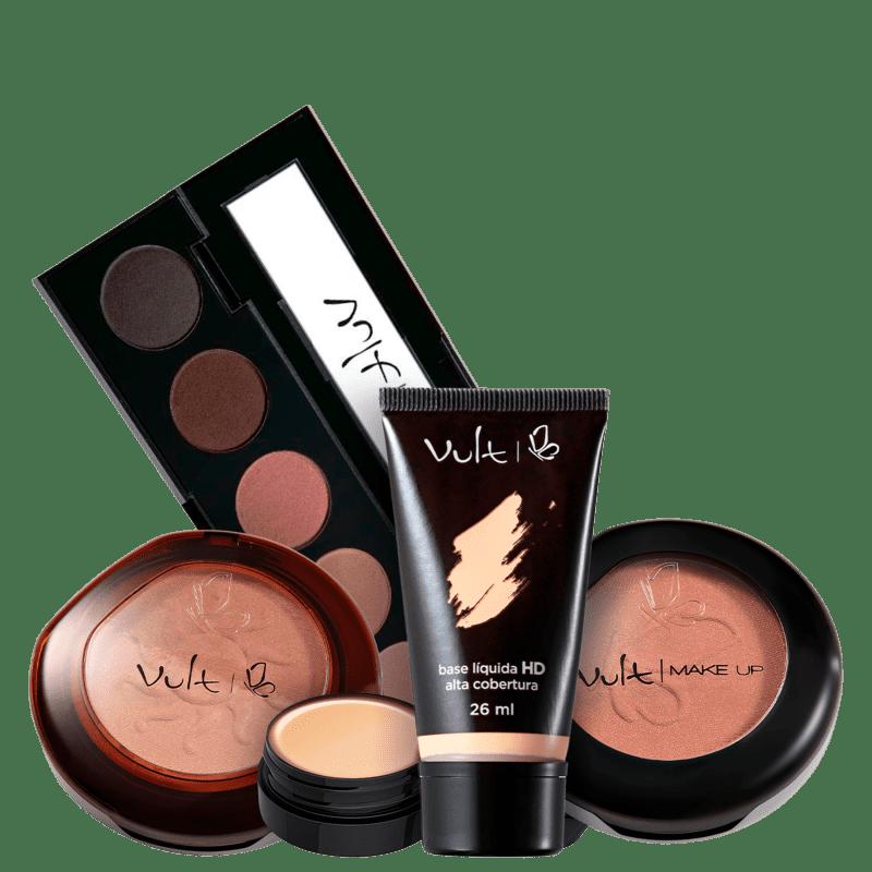 Kit Vult Soleil Diva Alta Cobertura B-10 (5 Produtos)