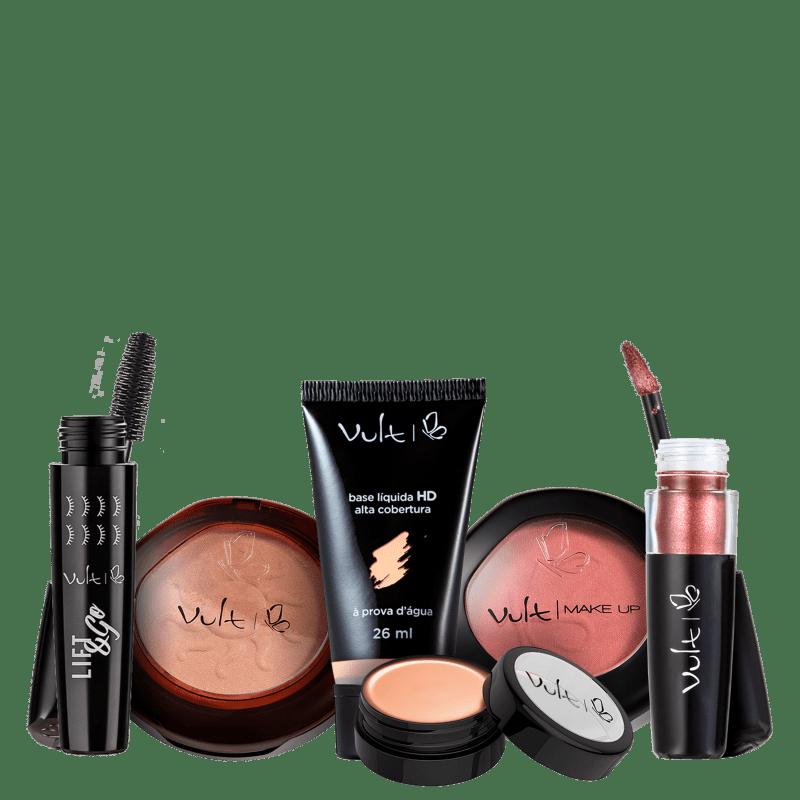 Kit Vult Make Simples (6 Produtos)