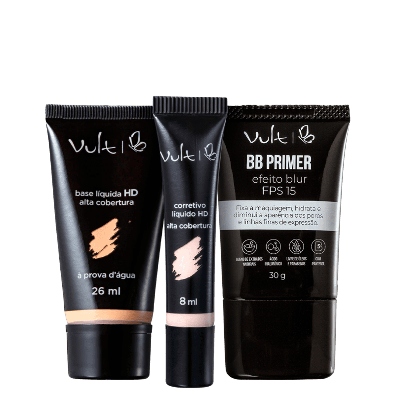Kit Vult Essencial #04 (3 produtos)