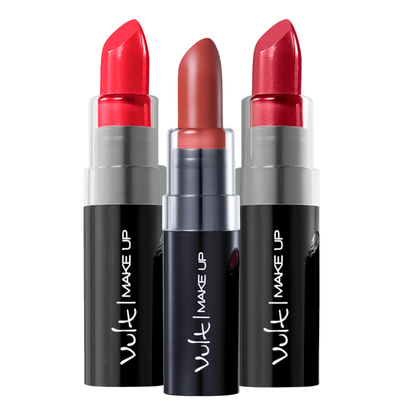 Kit Vult Make Up Trio (3 Produtos)