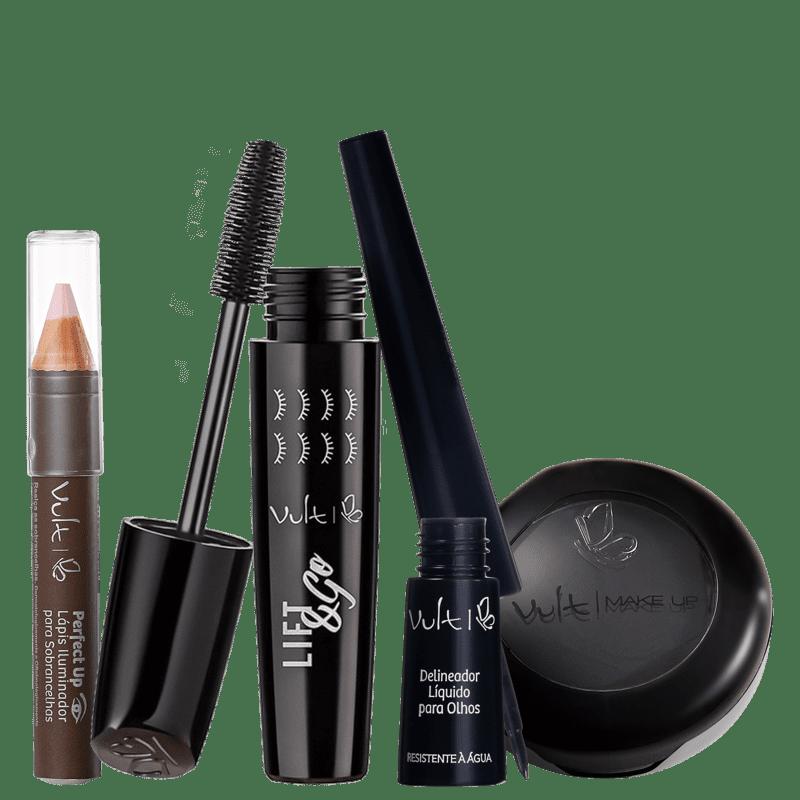 Kit Vult Make para Olhos (4 produtos)