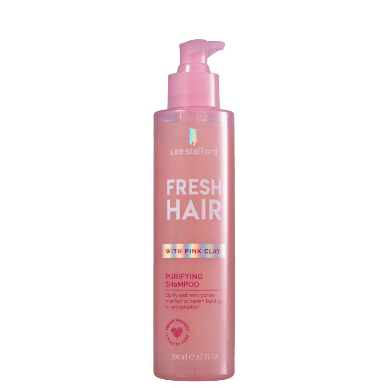 Lee Stafford Fresh Hair - Shampoo 200ml