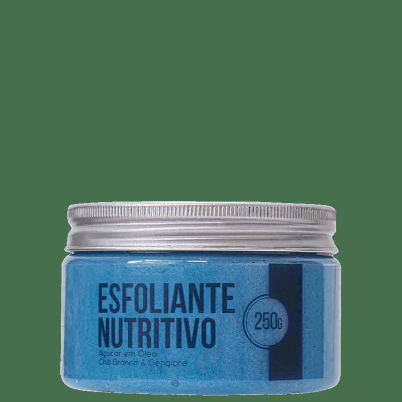 Orgânica Chá Branco & Gengibre - Esfoliante Corporal 250g