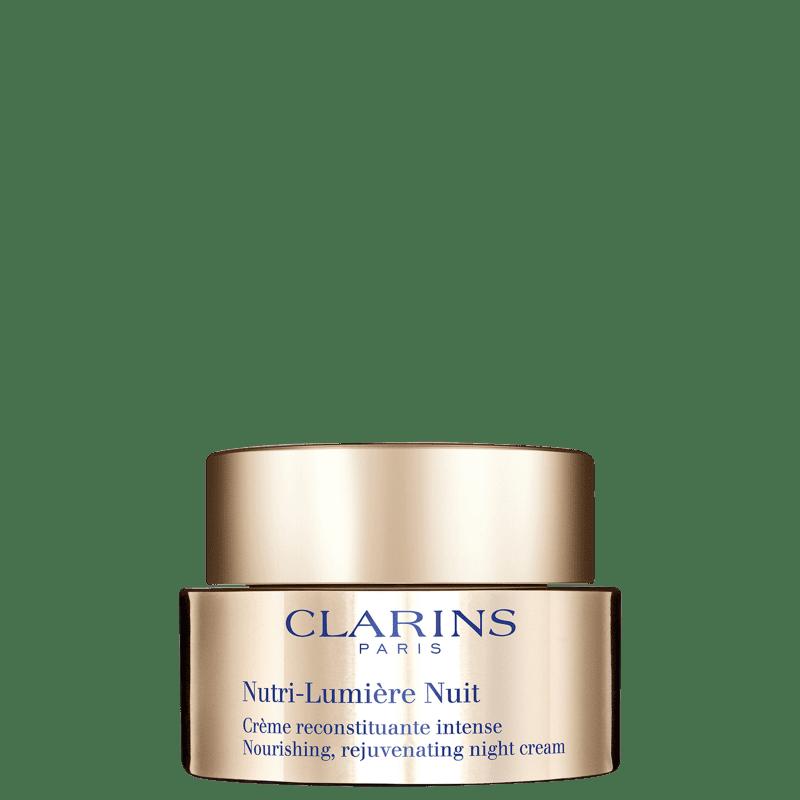 Clarins Nutri-Lumière Nuit - Creme Hidratante Facial 50ml