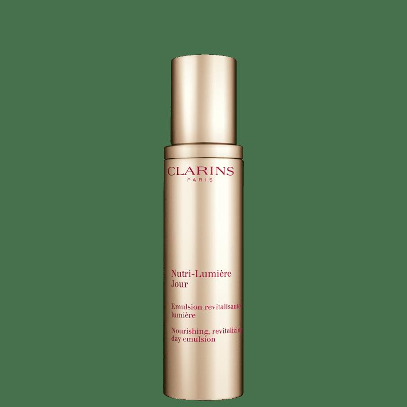 Clarins Nutri-Lumière Jour - Emulsão Facial 50ml
