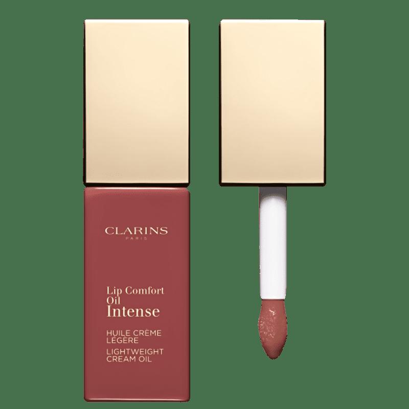 Clarins Lip Comfort Oil Intense Nude 01 - Gloss Labial 7ml