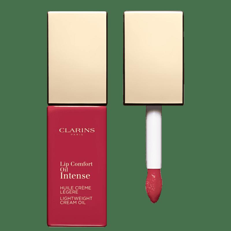 Clarins Lip Comfort Oil Intense Rosewood 04 - Gloss Labial 7ml