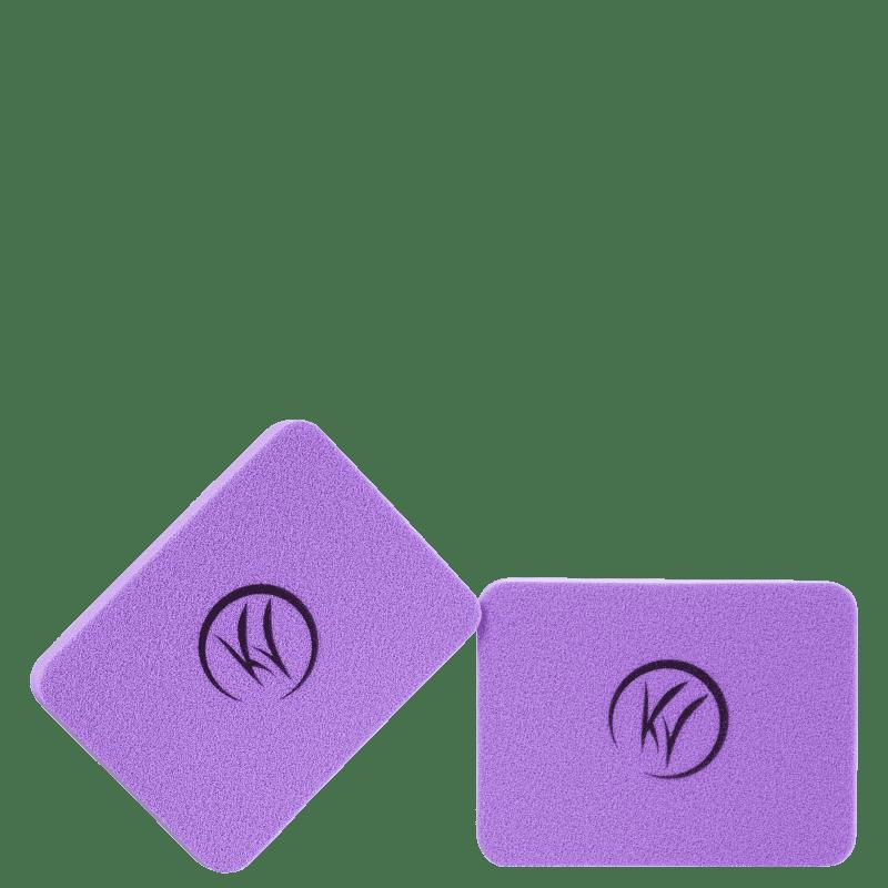 Klass Vough Compact - Esponja para Base (6 unidades)